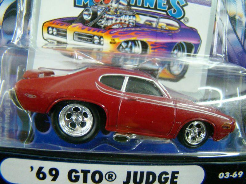 1969 GTO Judge - 215991