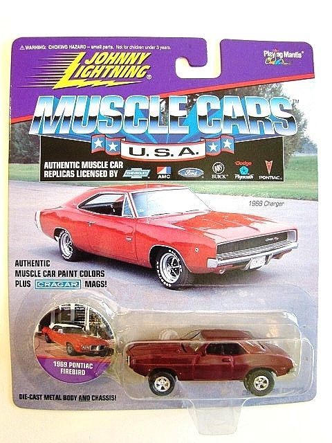 1969 Pontiac Firebird - 347925