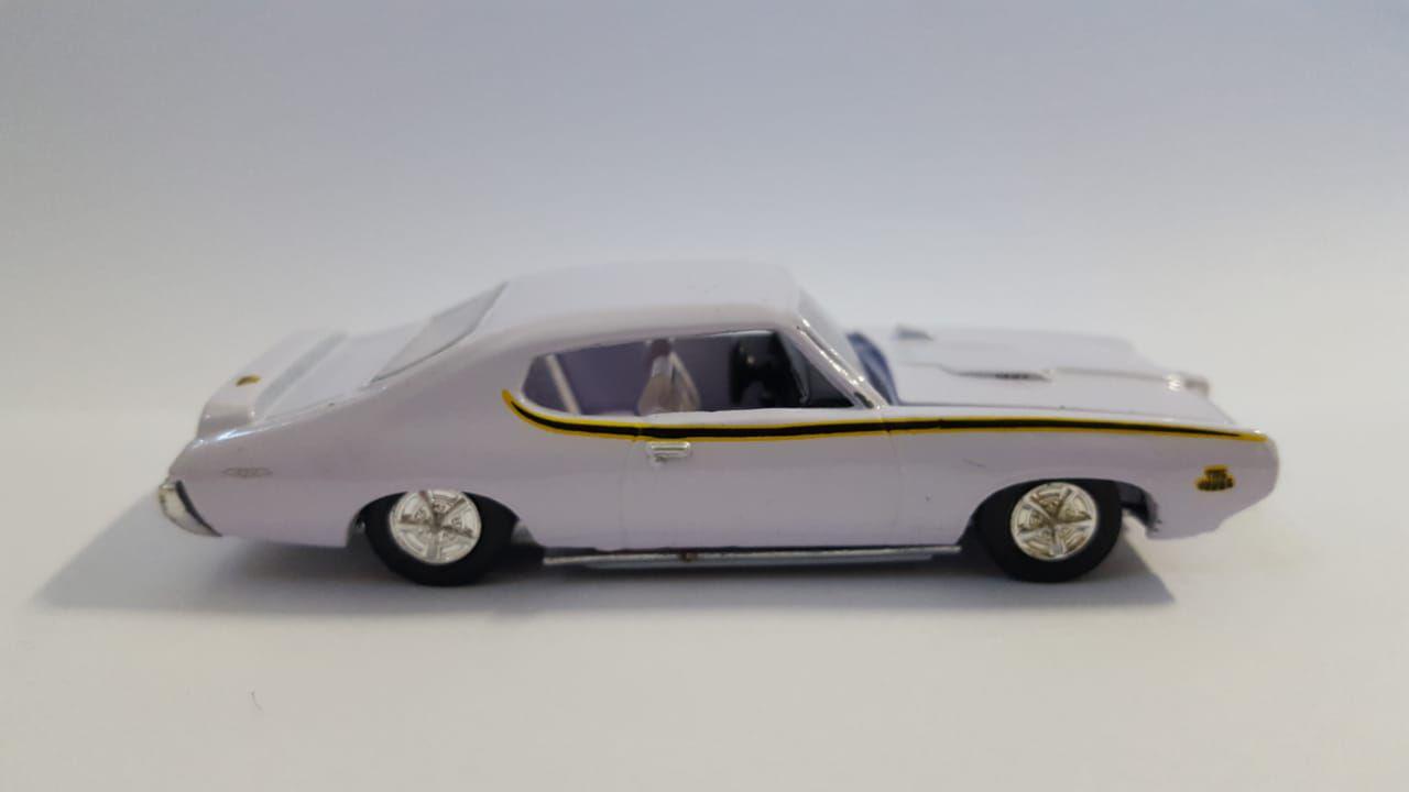 1969 Pontiac GTO -Judge  R1