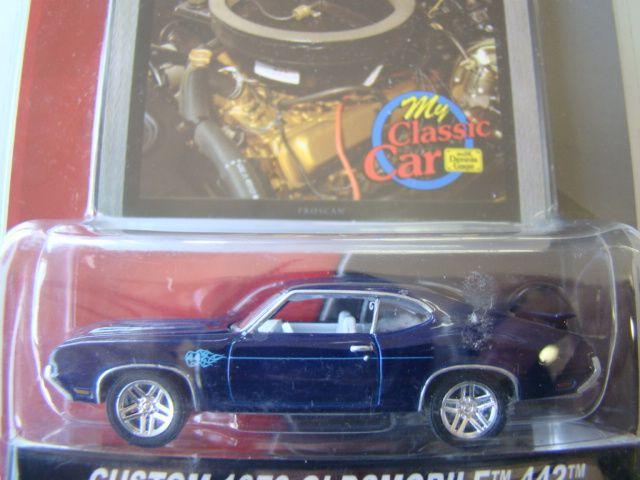 1970 Custom Oldsmobile 442 - 270189