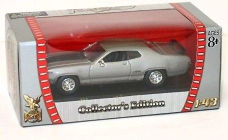 1971 Plymouth GTX - 324790