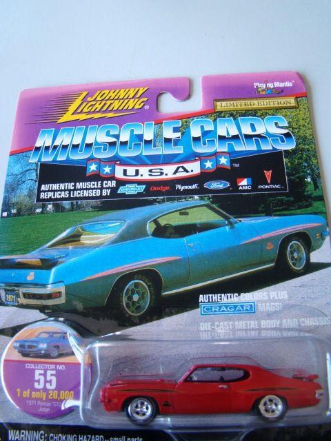 1971 Pontiac GTO Judge - 266747