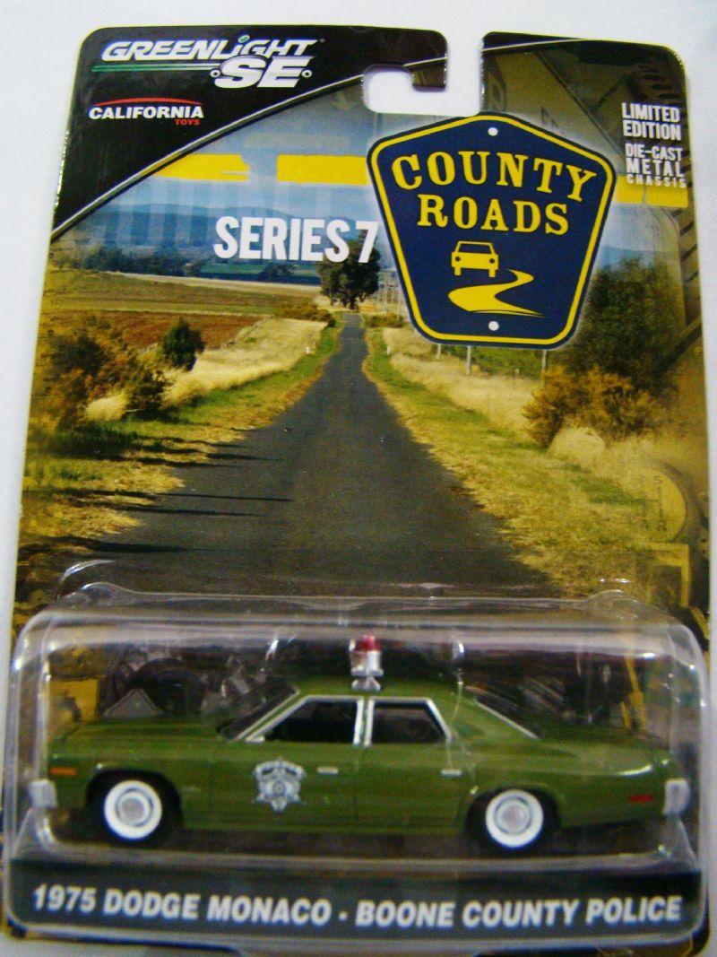 1975 Dodge Monaco - Boone County Police - 282521
