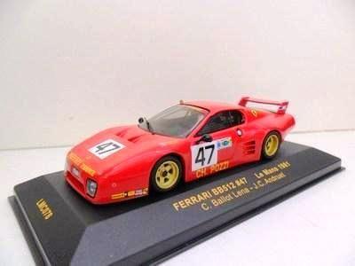 1981 Ferrari BB512 - 324502