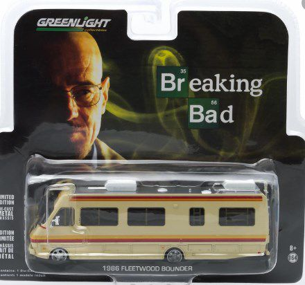 1986 Fleetwood Bounder – Breaking Bad Greenlight - R13