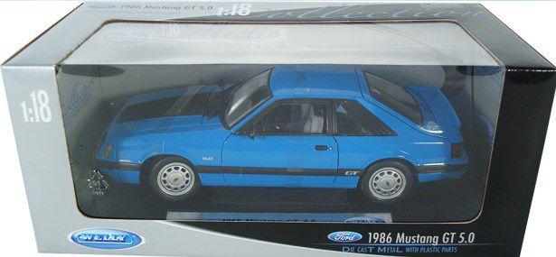 1986 Mustang GT 5.0 - R5