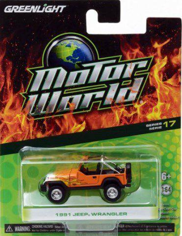 1991 Jeep Wrangler - R13
