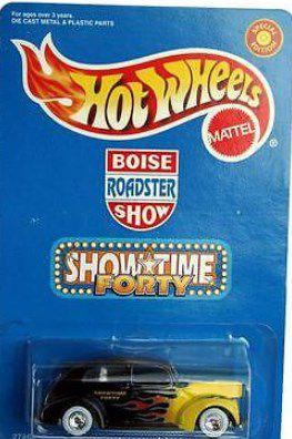 1999 Hot Wheels Boise Roadster Show -4059-  R1