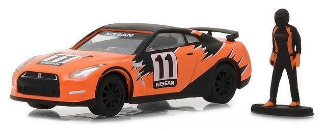 2011 Nissan GT-R With Race Car Driver - 380565