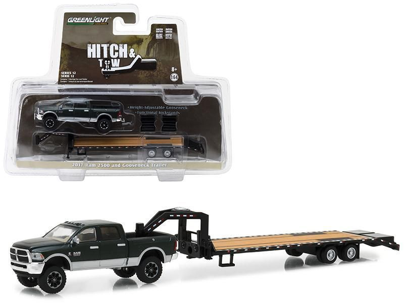 2017 Ram 2500 and Gooseneck Trailer - 380607