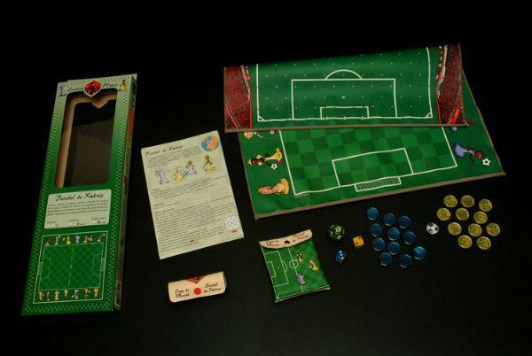 2X1 Copa do Mundo e Futebol de Xadrez