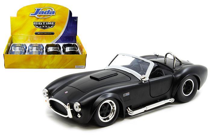 97674 big time muscle jada 1965 shelby cobra 427 sc