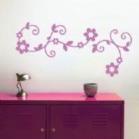 Adesivo Parede Floral - 265130