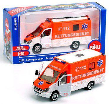 Ambulância MB Rettungsdienst - 344983 R3
