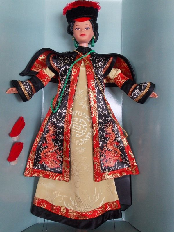 Barbie Chinese Empress - 135810