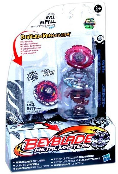 Beyblade Metal Maters - 329631