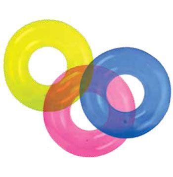 Bóia Transparente Lisa - 248456
