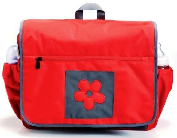 Bolsa Daisy Diaper Vermelha - 169702