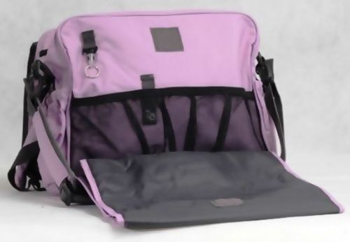Bolsa Daisy Diaper Violeta - 169691