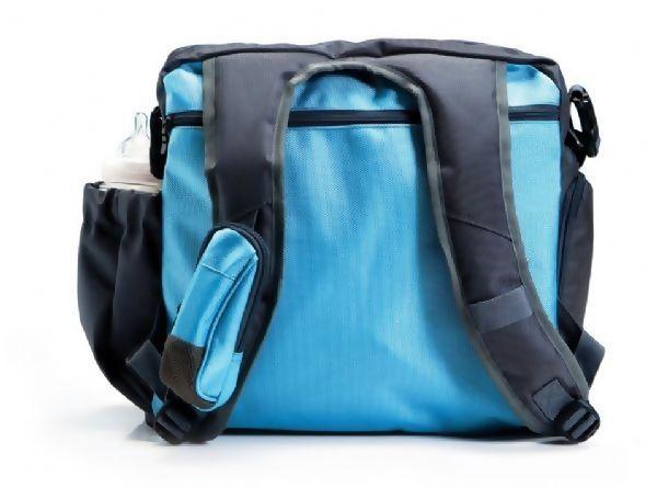 Bolsa Smart Square Azul - 169714