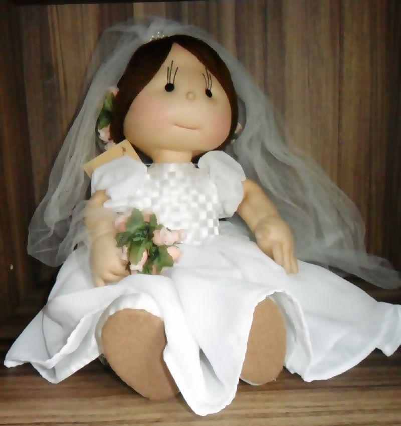 Boneca Noivinha - 326321
