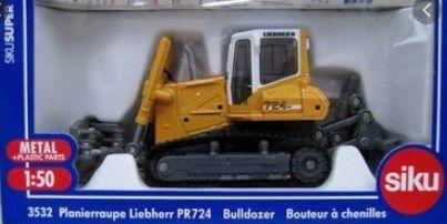 Bulldozerr Liebherr PR724 - 281277 R3