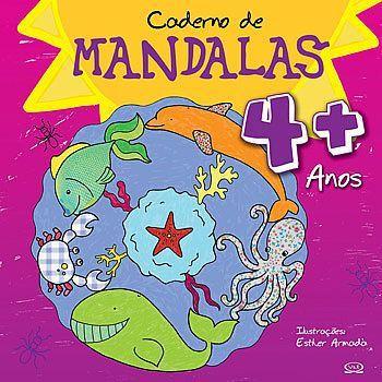 Caderno de Mandalas 4+ Anos - 327231