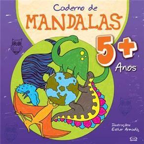Caderno de Mandalas 5+ Anos - 327232