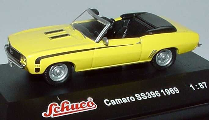 Camaro SS396 1969 - 345216