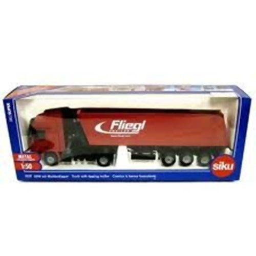 Caminhão com Reboque Basculante - 345025