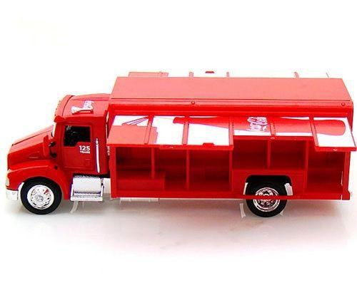 Caminhão Kenworth T300 - Coca-Cola - 345692
