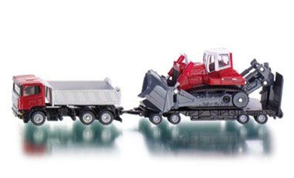 Caminhão Scania Liebherr - 281229
