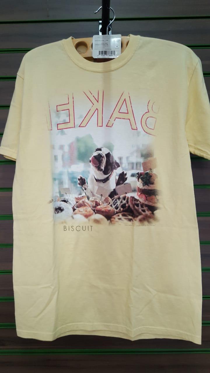 Camiseta Bulldog - E1 3961