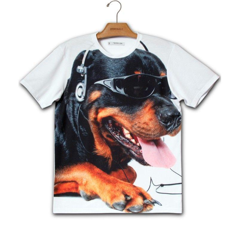 Camiseta  Rottweiler - 340739