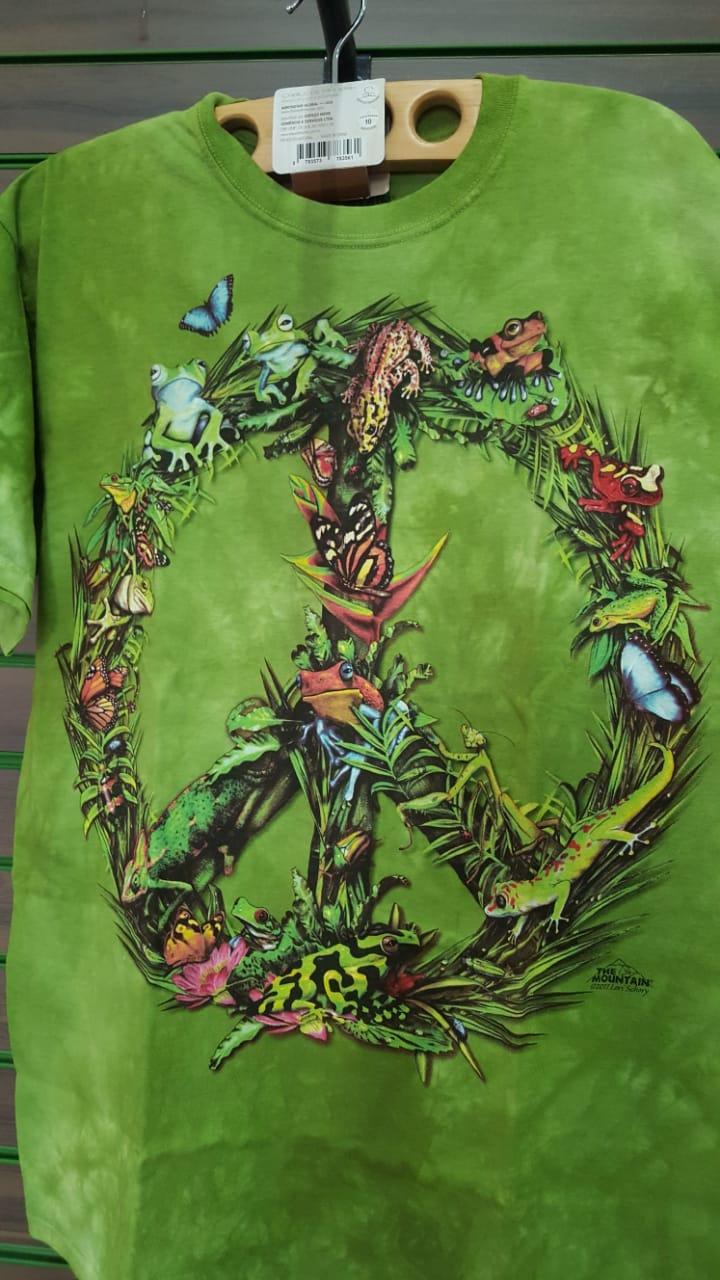 Camiseta The Mountain - E1 3969