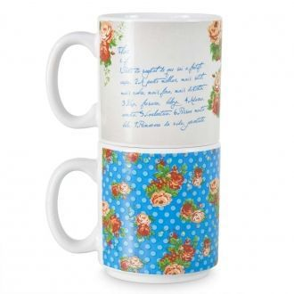 Caneca Floral -  C8 287964