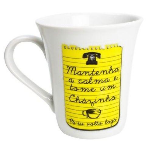 Caneca Mantenha a Calma - C3 286857