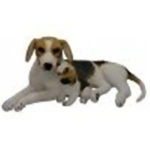 Cão Beagle Com Filhote - 237835