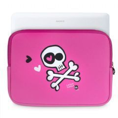 Capa Netbook  - 10 Polegadas -  Love Punk - 292848