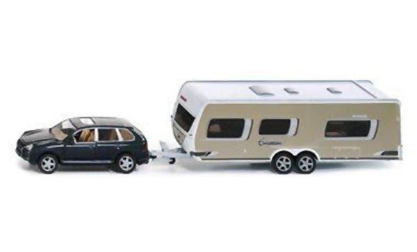 Carro com Caravan - 345037