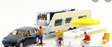 Carro com Caravan - 345037 R3