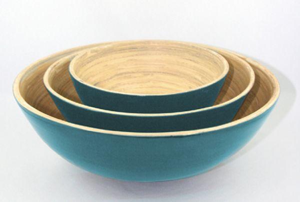 Conjunto com Três Bowls - 131047
