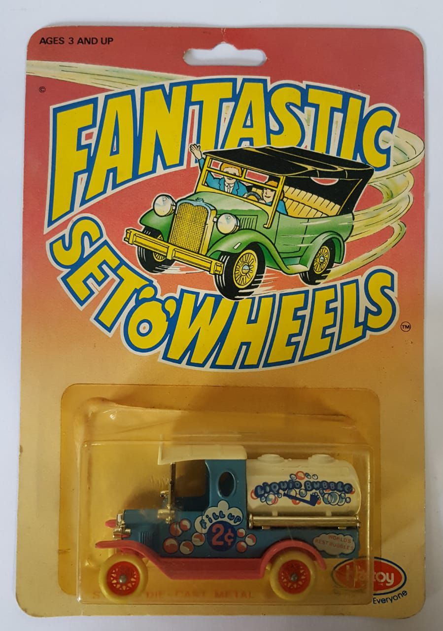 Fantastic Set 'O' Wheels - R2