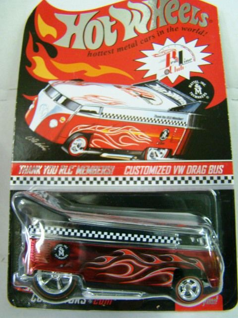 Customized VW Drag Bus - 228496 R13