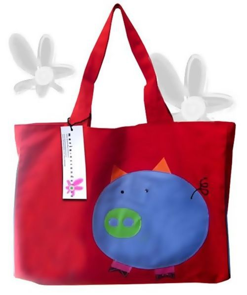 Ecobag Pork Pig 3 - 129930