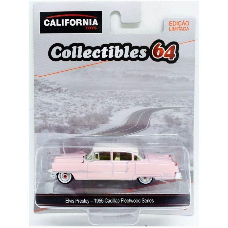 Elvis Presley - 1955 Cadillac Fleetwood Series - 381386