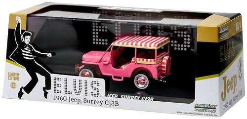 Elvis Presley 1960 Jeep Surrey CJ3B - 376391
