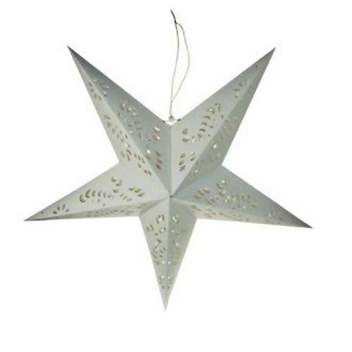 Estrela Origami Branco - 239250