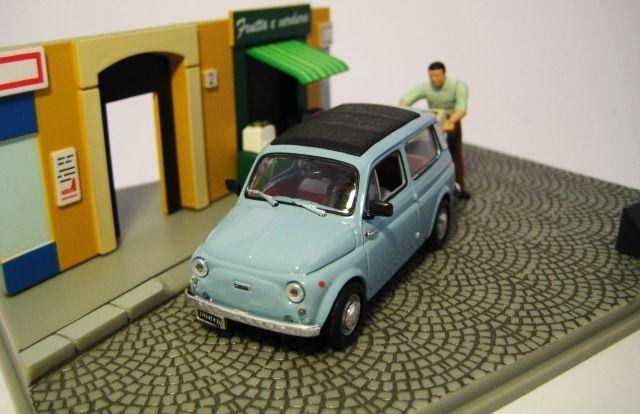 Fiat 500 Giardiniera - 323733
