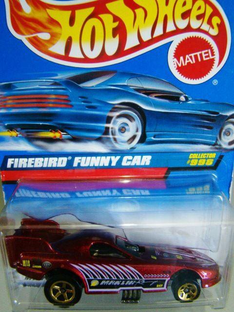 Firebird Funny Car - 251244 R1